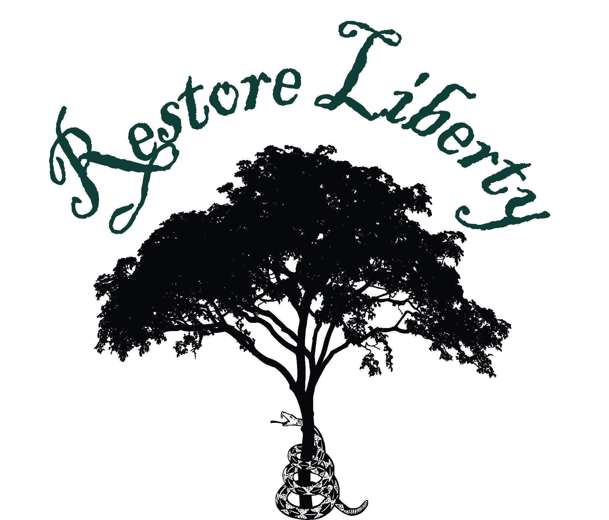 Restore Liberty Logo